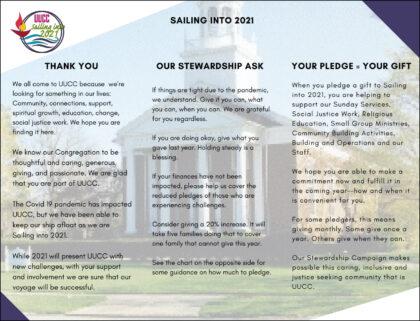 Stewardship Brochure