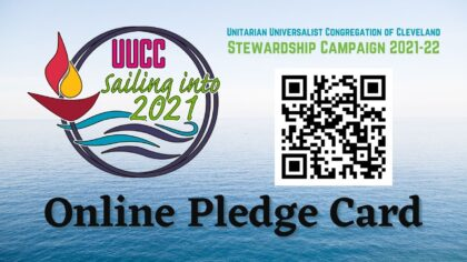 Online Pledge Form